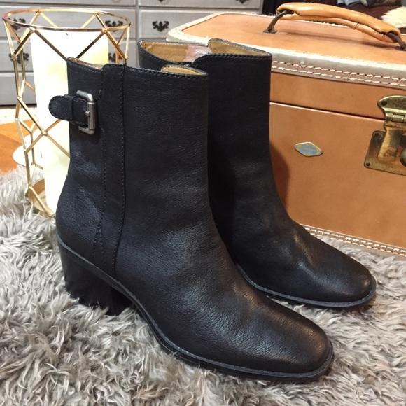 Nine West Shoes - Nine West Vintage America Leather Boots